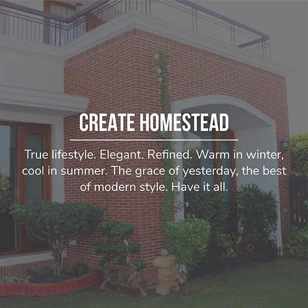 Create Homestead Gallery Image